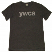 YWCA Heather Grey Performance Tee