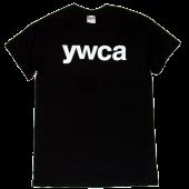 YWCA Black Tee