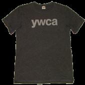 YWCA Heather Grey Performance Tee