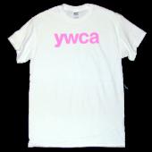 YWCA White Logo Tee